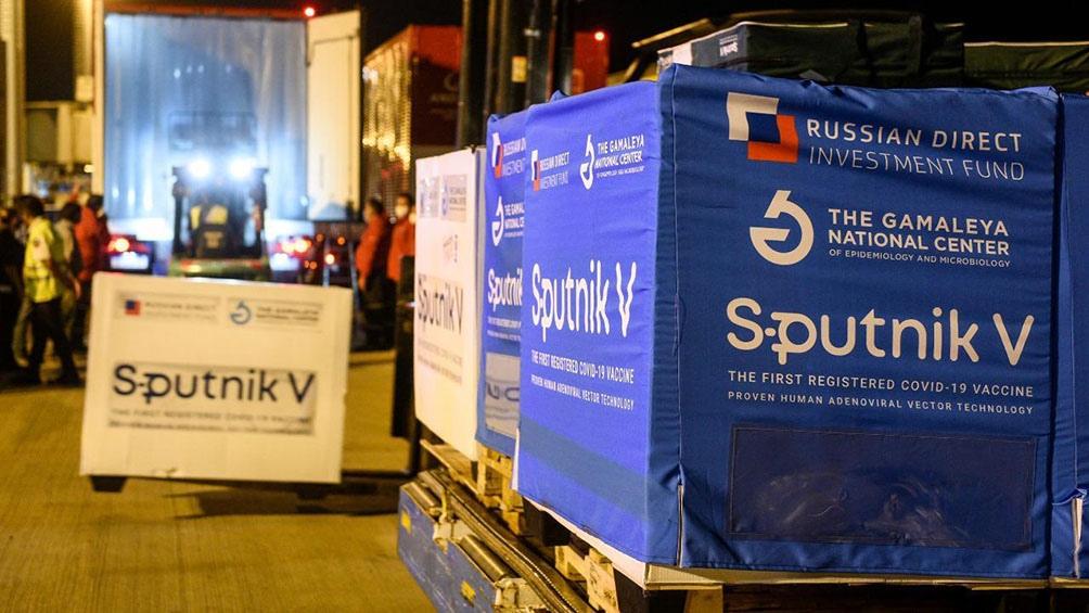 Llegarán más dosis del componente 2 de la Sputnik y comenzará la producción en el país