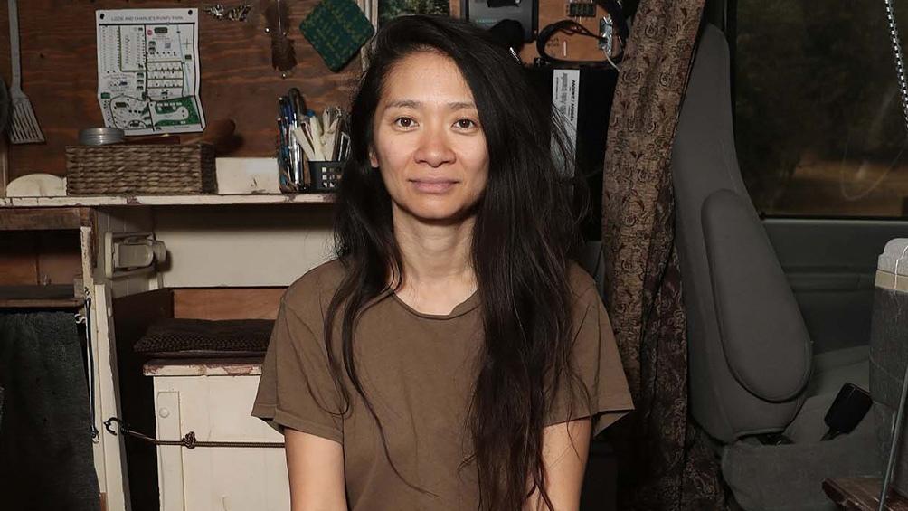 """Chloé Zhao, directora de""""Nomadland"""": la gran candidata para llevarse el Oscar"""