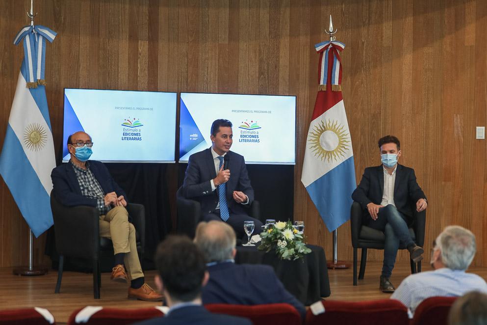 Nueva edición del programa de Estímulo a Ediciones Literarias de la Legislatura de Córdoba