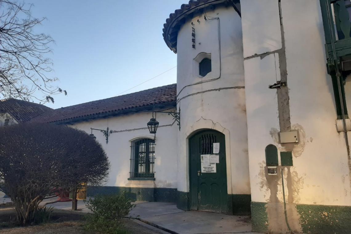La Falda: Por un caso de Covid, el Registro Civil estará cerrado toda la semana