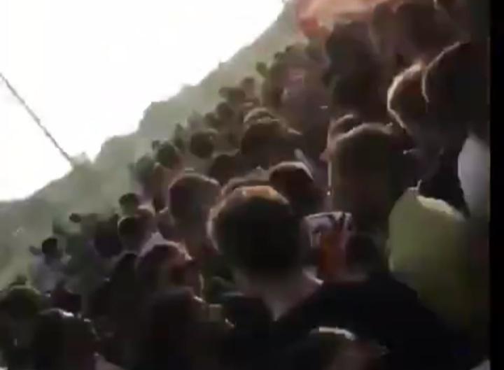 Desarticulan una fiesta clandestina en Argüello con 300 personas