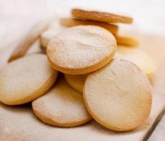 Tardecita para mates y galletitas súper fáciles con solo tres ingredientes