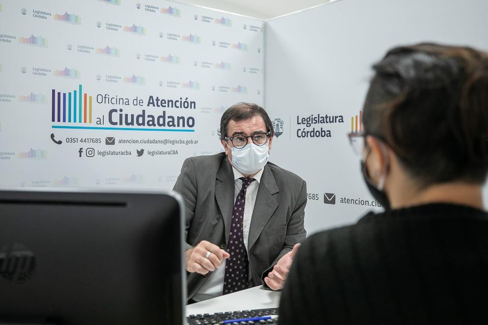 La Legislatura inscribe a mayores de 60 para vacunación contra Covid-19