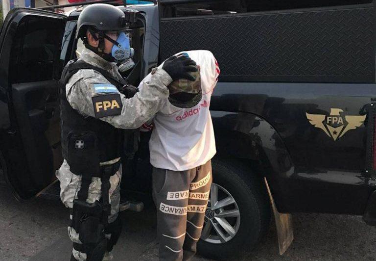 Desbarataron a una banda de venta de drogas en Arroyito: seis detenidos