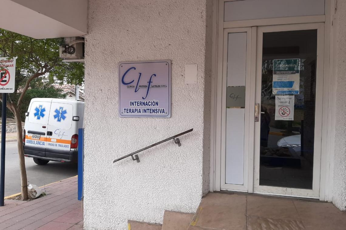Madre e hijo murieron por coronavirus en La Falda