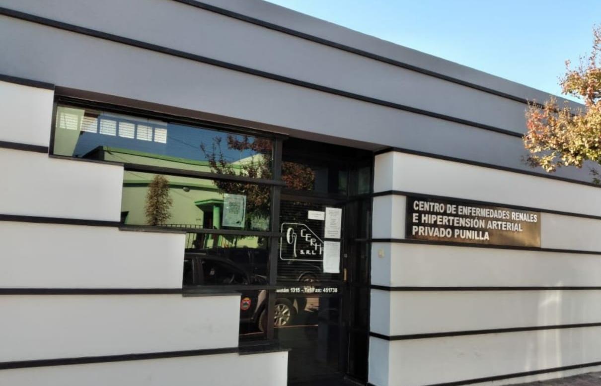 El intendente de Cosquín pide que vacunen a pacientes del Centro de Hemodialísis