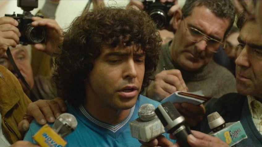 """Amazon presentó el tráiler de """"Maradona: Sueño bendito"""""""