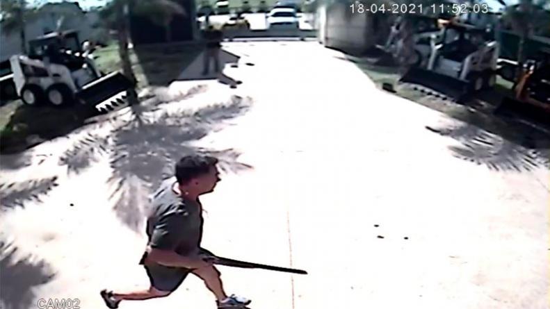 Laguna Larga: El director de un hospital asesinó a tiros al perro de su vecina