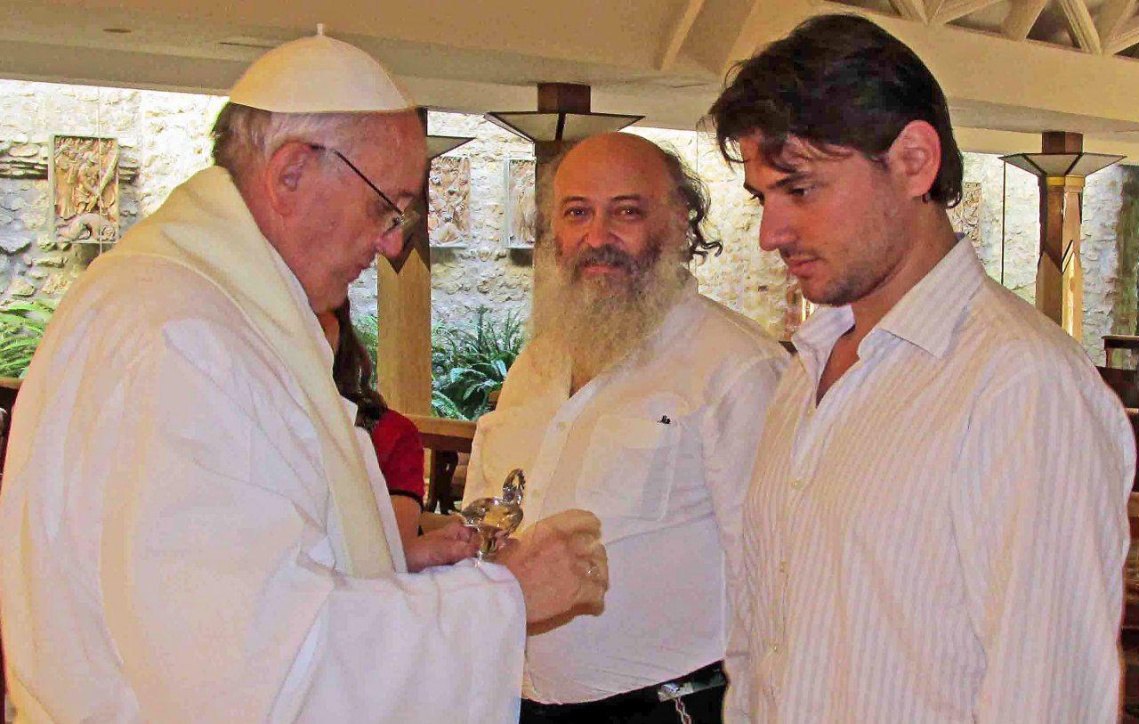 Francisco designó a Grabois en un ministerio del Vaticano