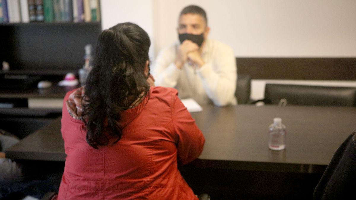 Habló la enfermera acusada de robarse una vacuna en Río Cuarto