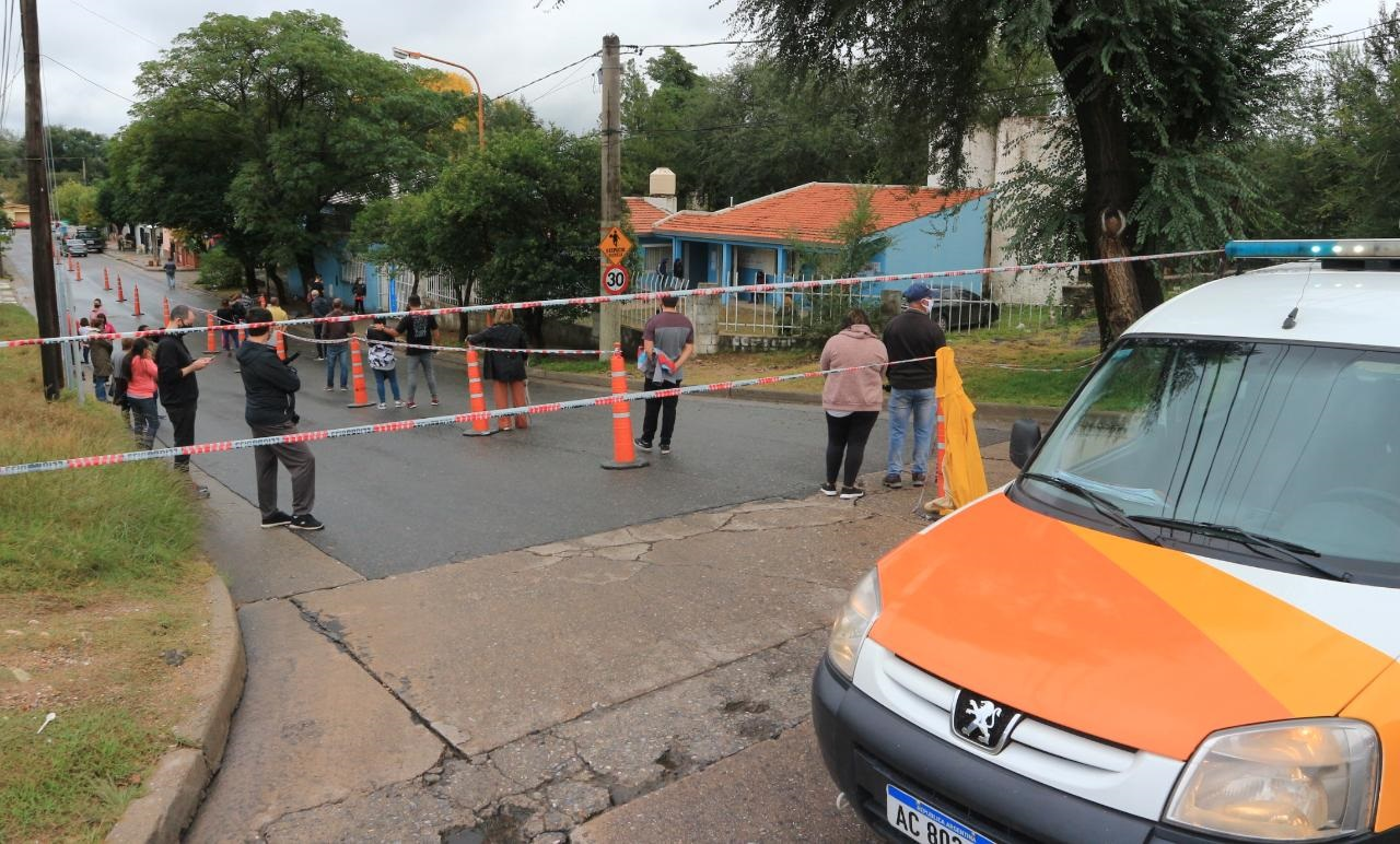 Carlos Paz sumó nuevos casos de Covid-19 este domingo