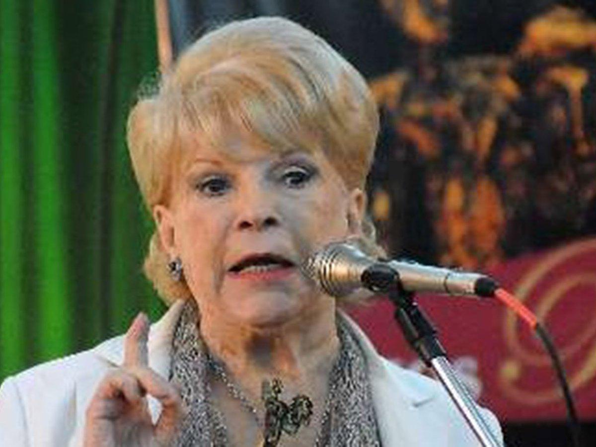 A los 94 años murió la actriz Nelly Prince, madre de Cristina Banegas