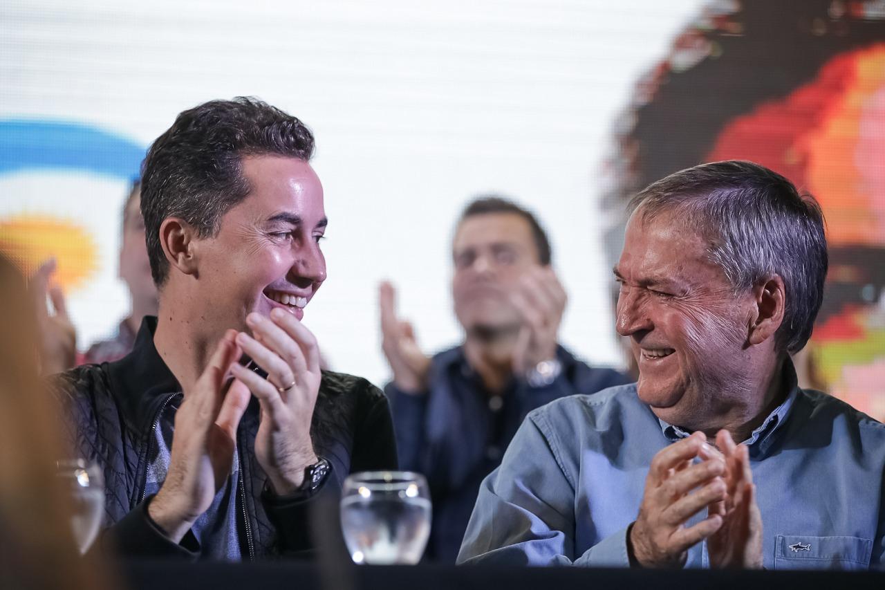 Schiaretti delegó el Ejecutivo a Calvo hasta su reincorporación