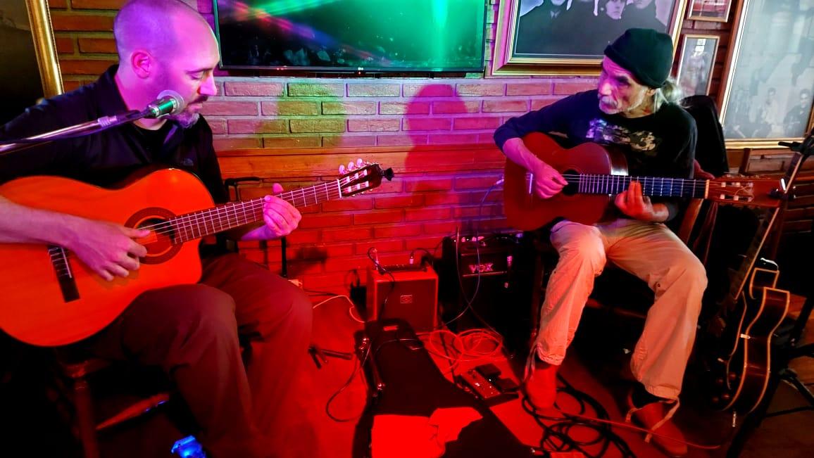 La guitarra de Horacio Burgos, un privilegio en Carlos Paz