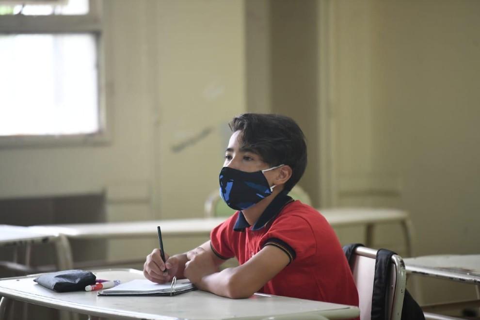 Punilla, entre los departamentos que más activó el protocolo Covid en las escuelas