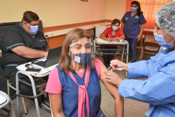 La UEPC  insiste en la necesidad de que todos los docentes estén vacunados