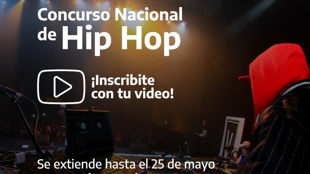 Se viene el Primer Concurso Nacional de Hip hop: cómo participar
