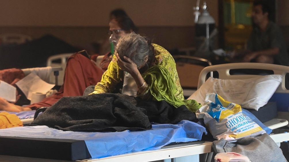 """La OMS calificó como """"preocupante"""" a la cepa de coronavirus descubierta en India"""