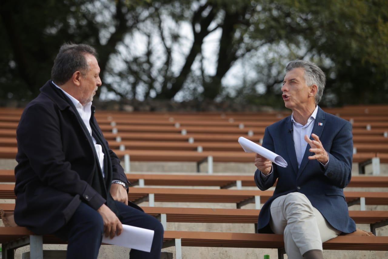 Macri dijo que el coronavirus era algo más que una gripe y pidió perdón