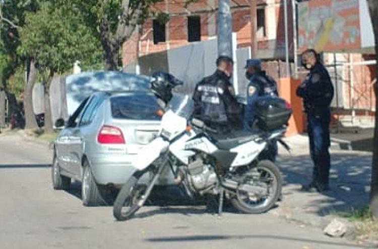"""Persecución """"de película"""" en Carlos Paz tras un robo en Santa Rita"""