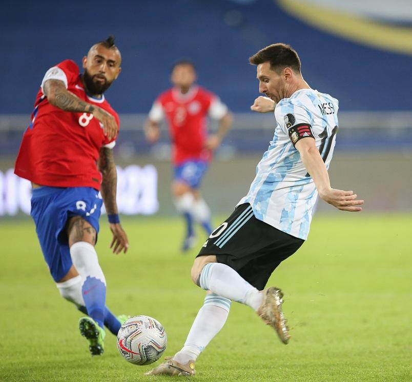 Argentina y otro empate (amargo) frente a Chile