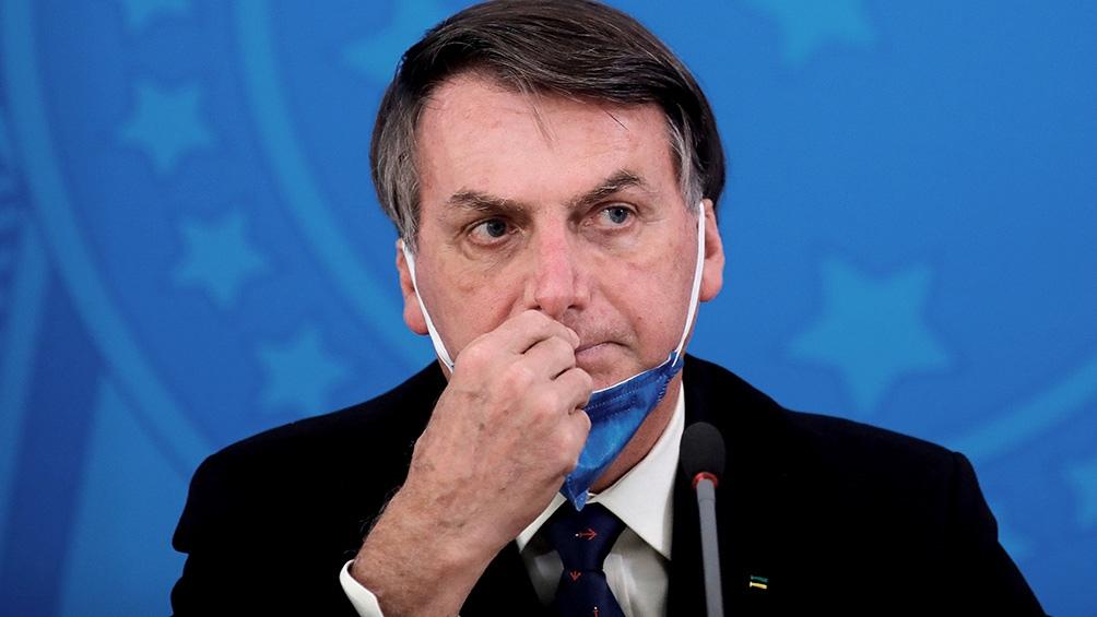 """Bolsonaro a los argentinos: """"Votaron a quienes hundieron al país en un agujero"""""""