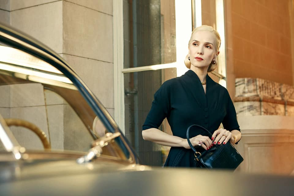 Así se verá la Evita que encarnará Natalia Oreiro