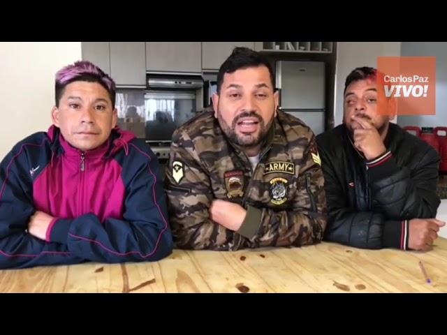 Sigue la novela de los Youtubers en Carlos Paz: Declaran este viernes ante la Justicia