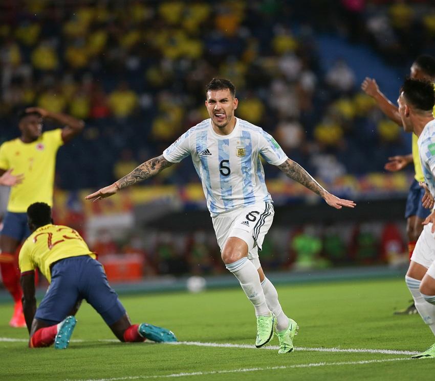 Copa América: Argentina, con cambios en el once inicial, enfrenta esta noche a Uruguay