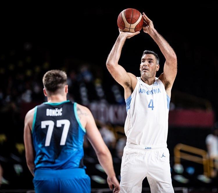 Paliza de Eslovenia a Argentina en el debut olímpico: Luka Doncic anotó ¡48 puntos!