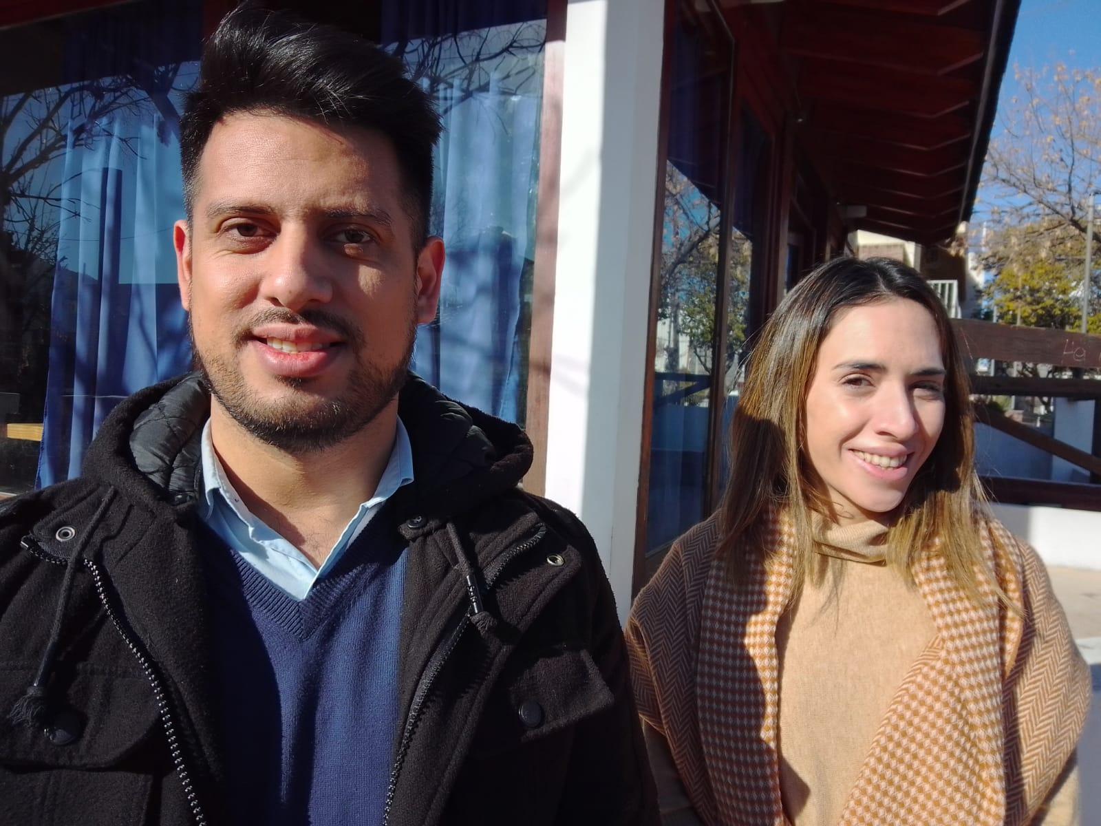 Dos carlospacenses ocupan la lista de Juntos por Córdoba