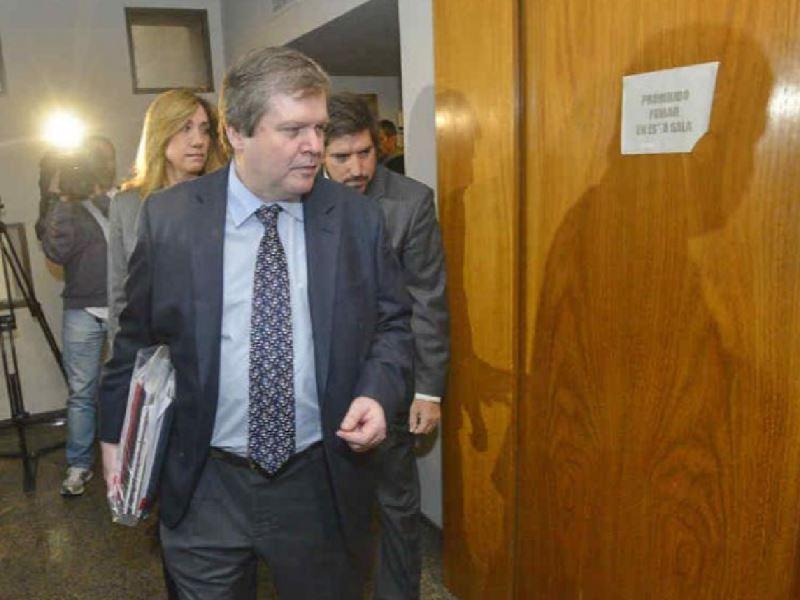 La Corte ratificó la condena de tres años y medio de prisión contra Germán Kammerath