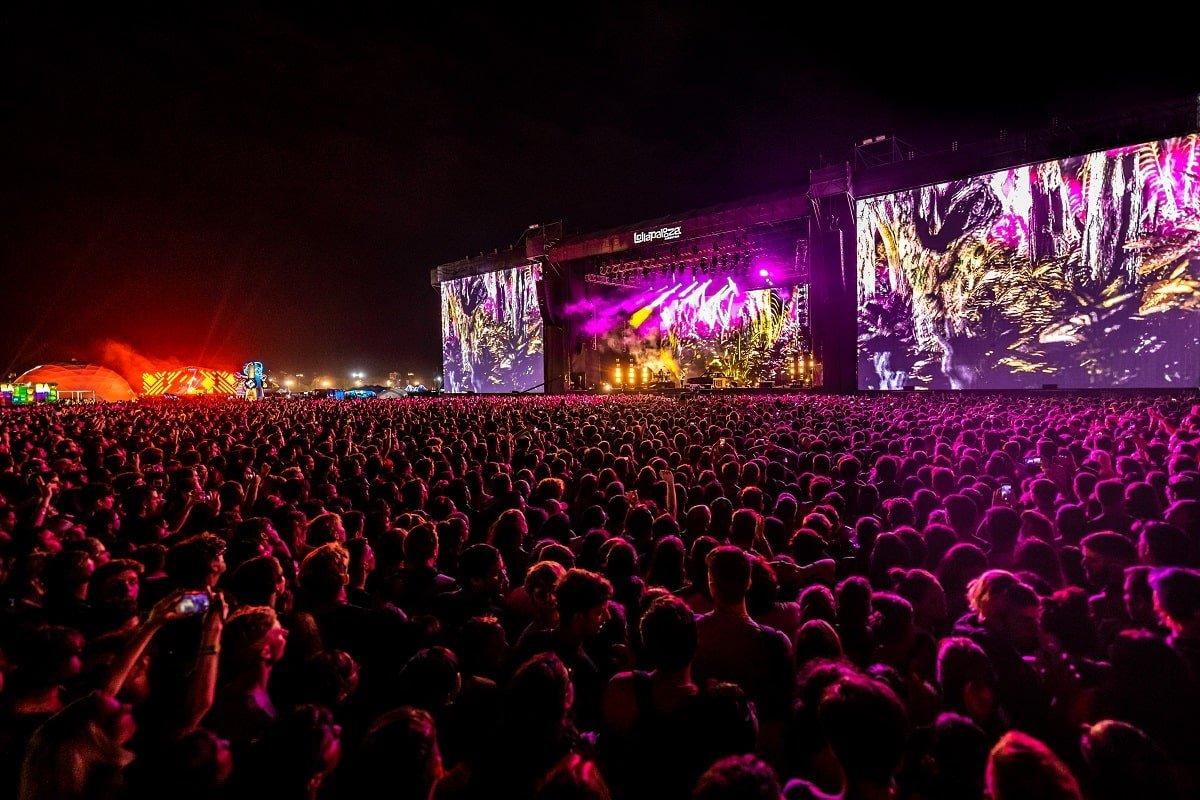 ¡Grilla confirmada para el Lollapalooza Argentina 2022!