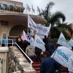 Trabajadores de la Coopi piden audiencia con Gómez Gesteira por el servicio de agua