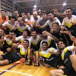 El equipo de Futsal reclama que el Club de Pesca los dejó sin posibilidades de jugar