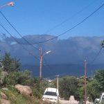 Alerta por lluvia y granizo para el sur del departamento Punilla