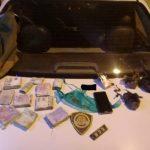 Detienen a un hombre y secuestran droga en pleno centro de Capilla del Monte