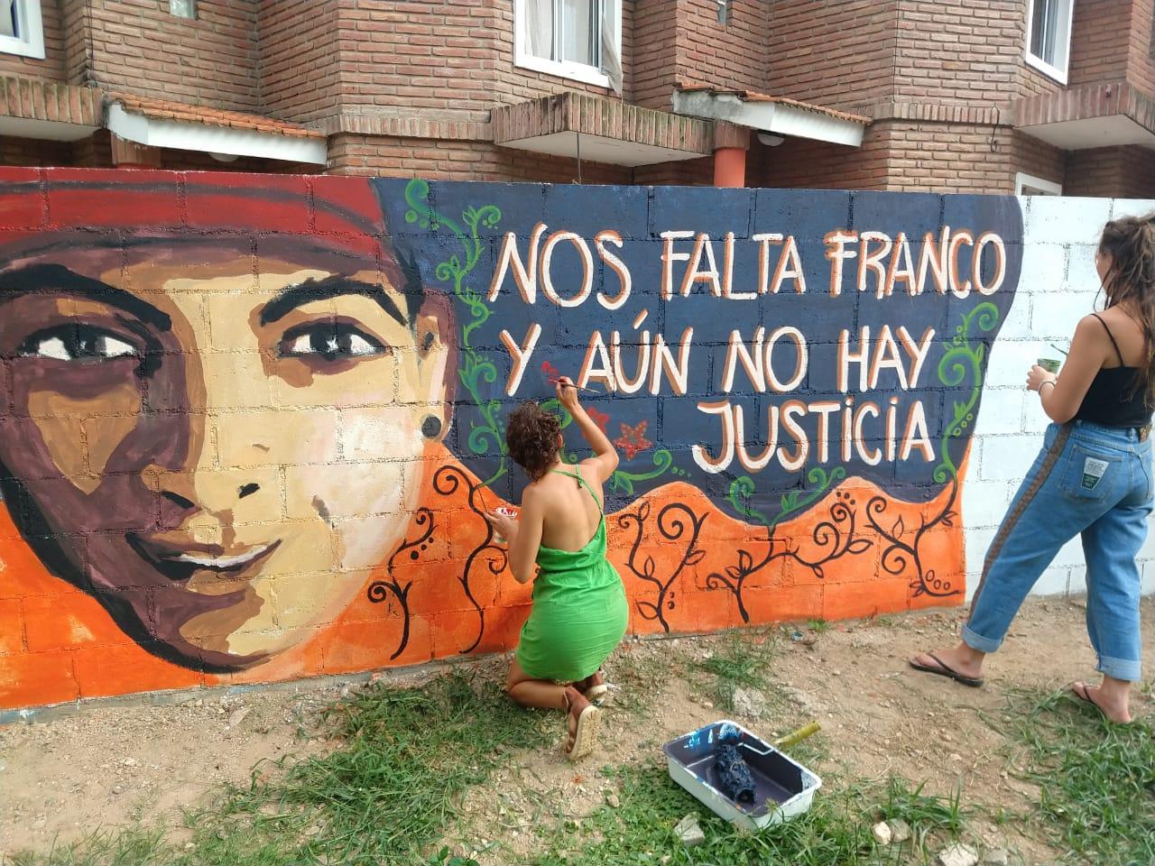 """""""Nos falta Franco y aún no hay justicia"""", el grito que resuena en Carlos Paz"""