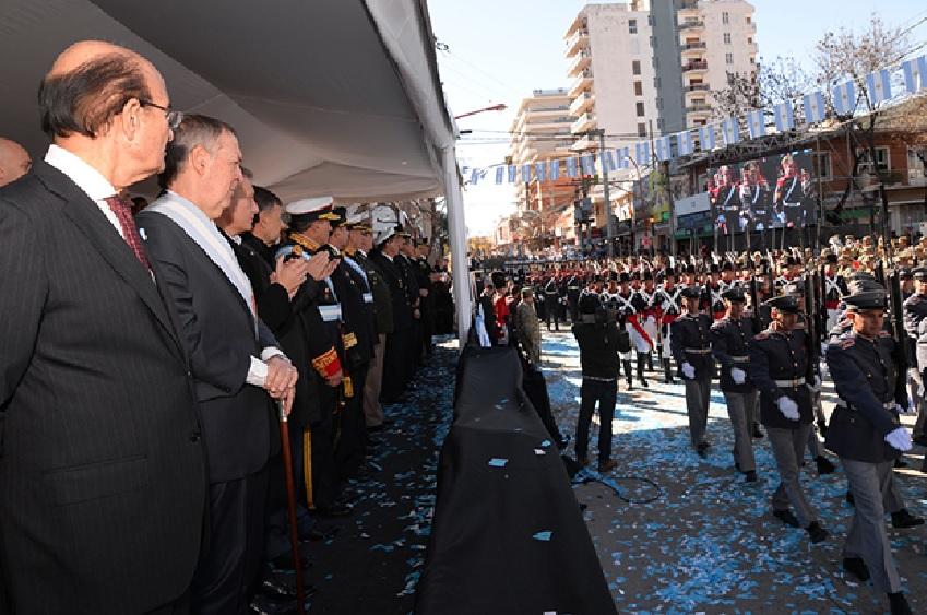 El acto central del 25 de Mayo será en Córdoba capital