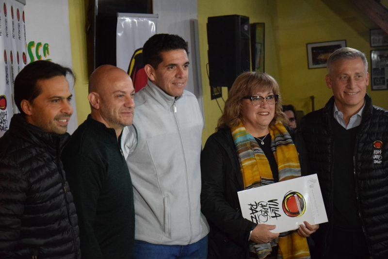 El Municipio entregó los subsidios a las instituciones deportivas