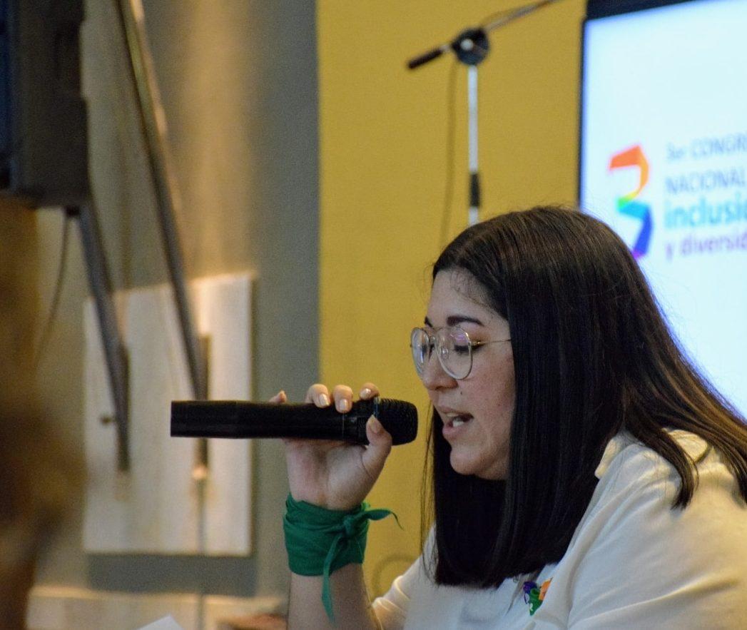 Florencia Santillán participará en la Cumbre Global de Discapacidad