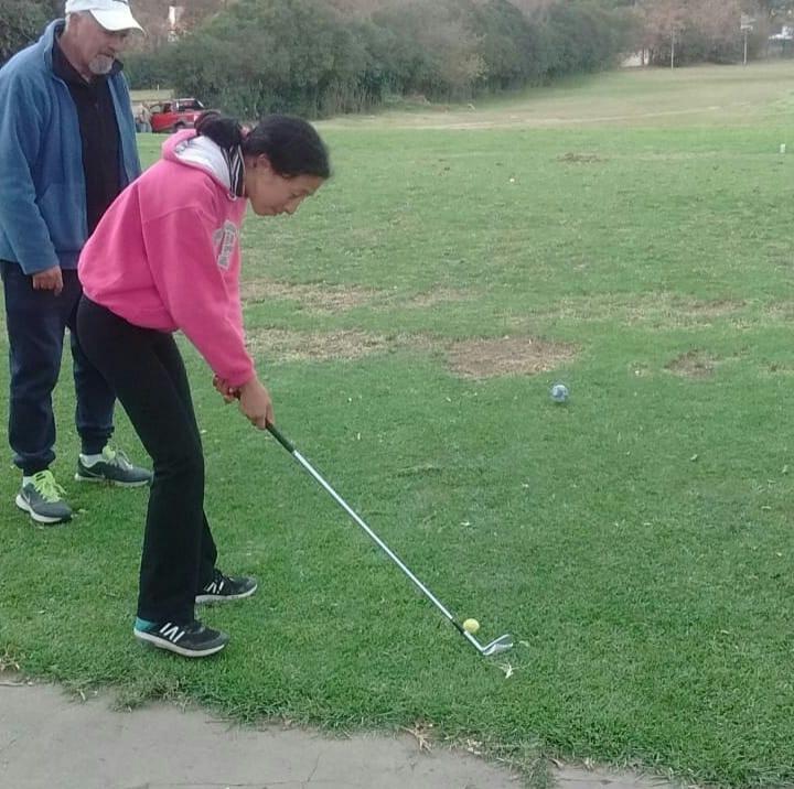 La Cumbre apuesta a la inclusión: Escuela Municipal de Golf Adaptado
