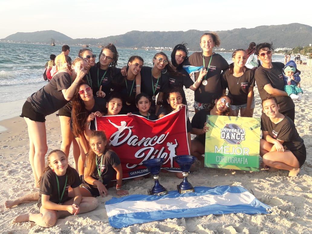 Niñas, niños y jóvenes de Carlos Paz son ¡Campeones Latinoamericanos de Danzas Urbanas!