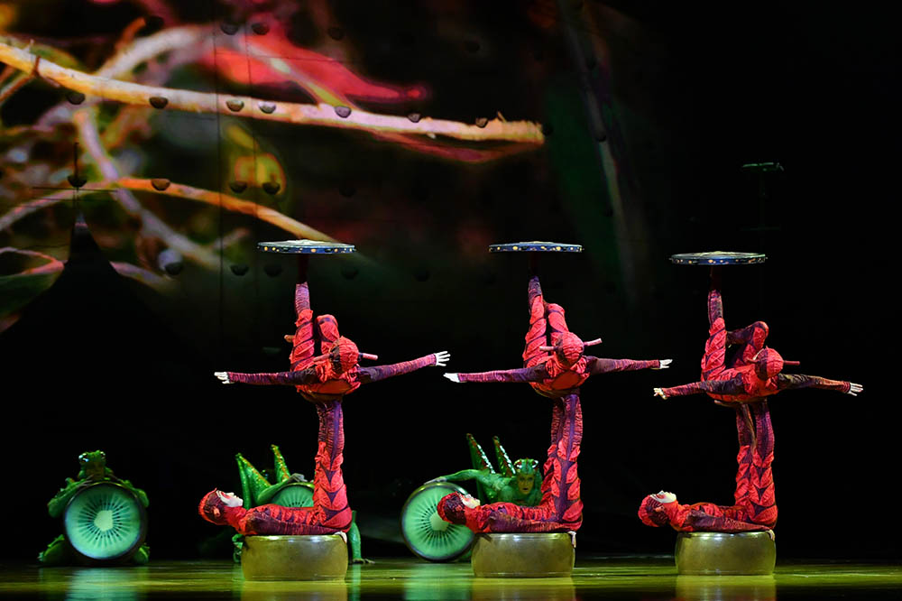 """Esta semana se estrena """"Ovo"""" de Cirque Du Soleil en Córdoba"""
