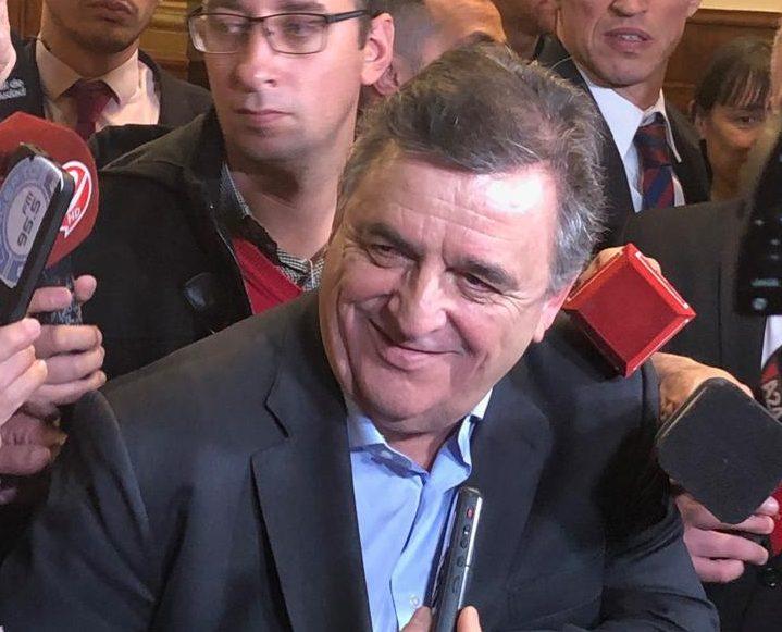 Negri: El Presupuesto 2020 es una invitación a discutir el país al que nadie le encuentra la vuelta
