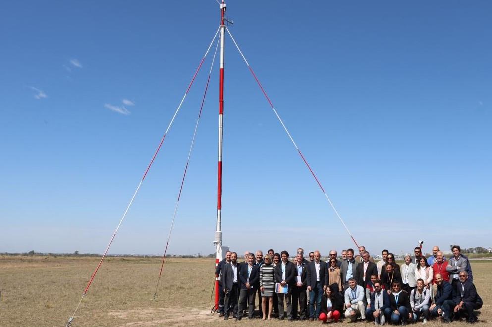 Córdoba incorporó un nuevo sistema meteorológico en el aeropuerto