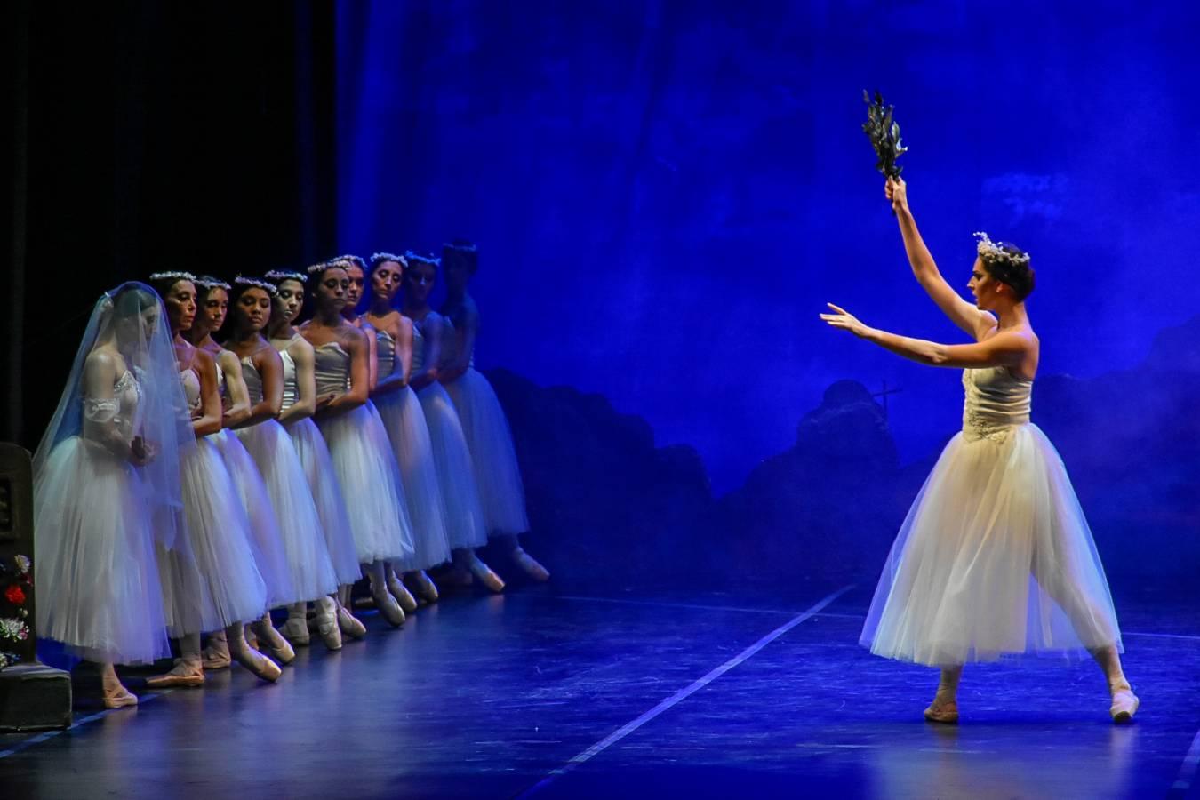 """Regresa """"Giselle"""", obra maestra de ballet al Teatro del Libertador"""