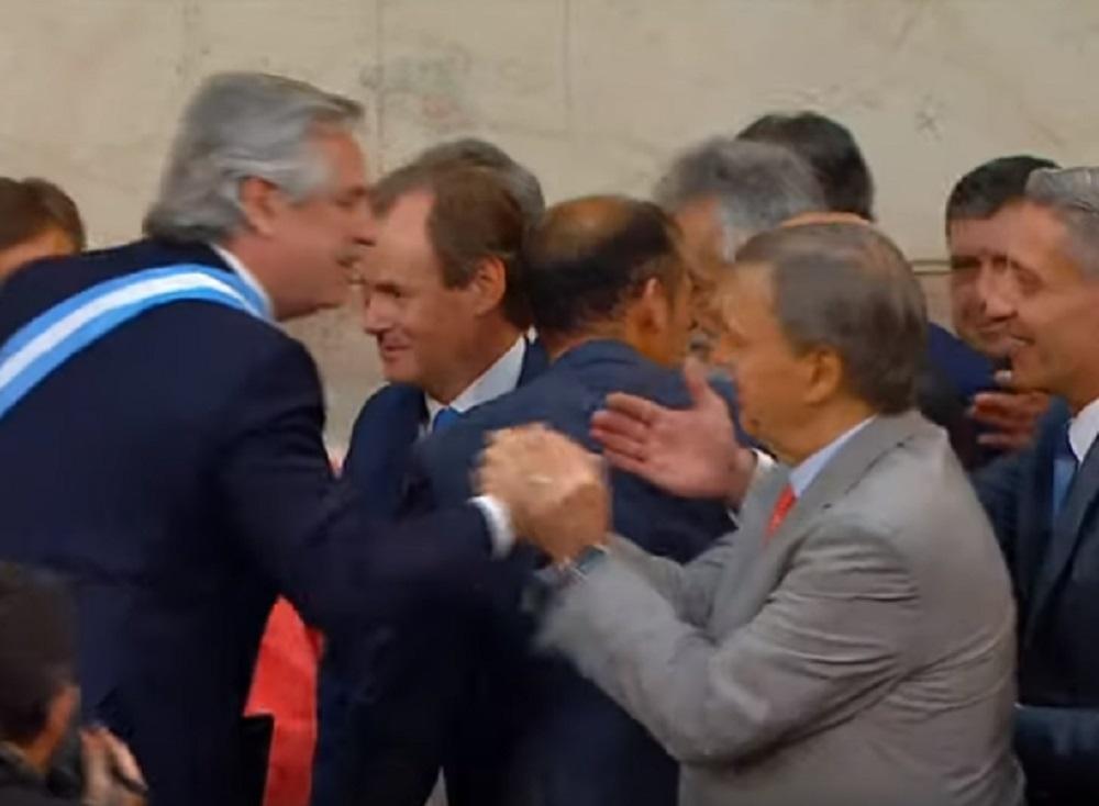 Schiaretti: Los cordobeses vamos a trabajar codo a codo con el nuevo Presidente